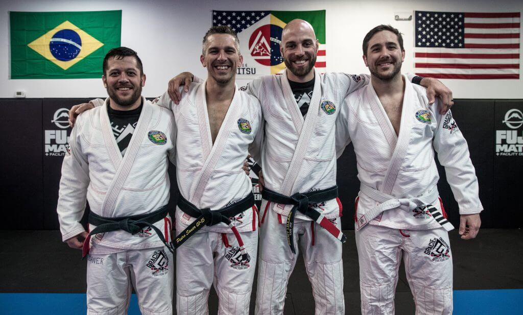 Gracie Charlottesville Jiu-Jitsu Academy Ownership Team